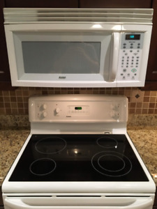 Kenmore Over-the-range Built-In Microwave for sale