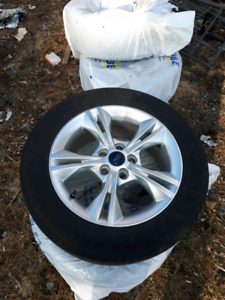 Ford escape tires and rims $500 obo.9024406092