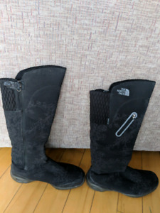 North Face insulated women's winter boots