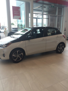2018 Yaris Lease take-over