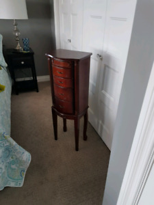 ##SOLD PENDING PICK UP##  jewelry cabinet