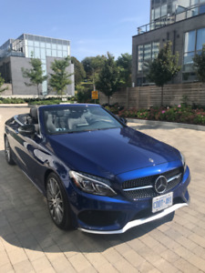 2017 Mercedes C43 AMG Conv Lease Takeover