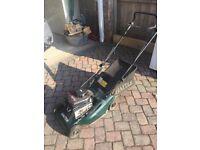 Hayter Hunter 41 Petrol Lawnmower