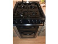 Gas cooker 5cm as new