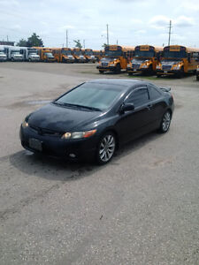 2008 Honda Civic NEW DEALER REPLACED ENGINE