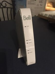 BELL DSL 2 WIRE 2701 MODEM WIRELESS Cambridge Kitchener Area image 2