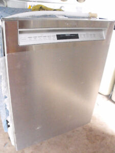 Bosch Dishwasher, Never used