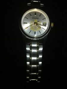 Crested Bulova watch   city