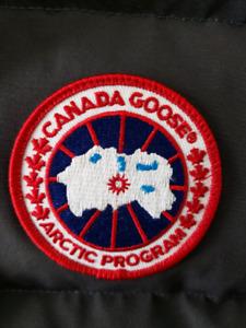 Canada Goose Vest Youth Medium