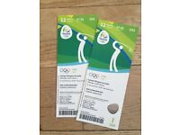 Rio Olympics pair of Golf tickets 12th August