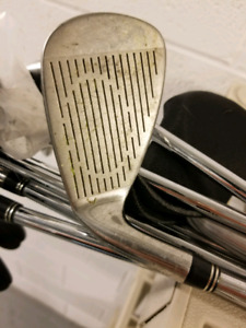 King Cobra irons 3-SW
