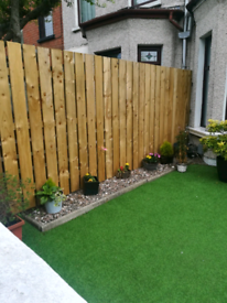Fences, New Fence, Fencing