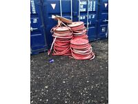 Industrial fire hoses 10 available