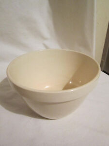 Small Vintage Mixing Bowl - Church Gresley Made in England