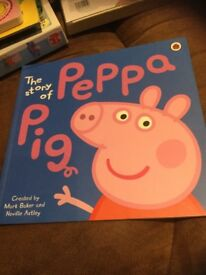 The Story of Peppa Pig Picture Story Book