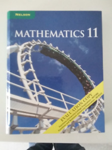 Math Grade 11 Textbook | Kijiji in Ontario  - Buy, Sell