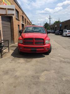 Dodge ram 1500 5.7 hemi