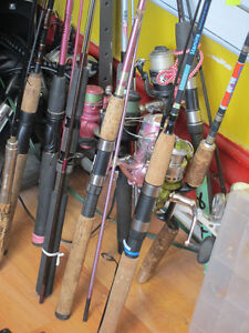 Rods, Reels, Tackle and More!  ***Forest City Pawnbrokers*** London Ontario image 2