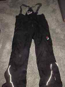 Scott gortex lined bib pants
