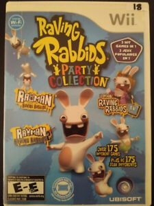 Raving Rabbids Party Collection (3 games in 1) for Nintendo Wii