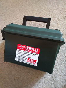 Brand new USA MTM ammo box