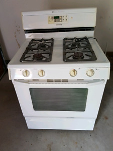 Gas Stove and Gas Dryer - like new!!