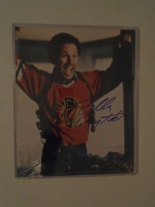 SIGNED BILLY CRYSTAL PHOTO