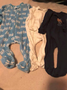 3-6 month boy sleepers