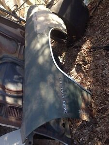 71 1971 Chevelle right front fender SS
