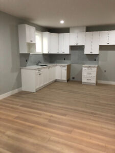 BRAND NEW - 1 bedroom basement suite for rent in South Surrey