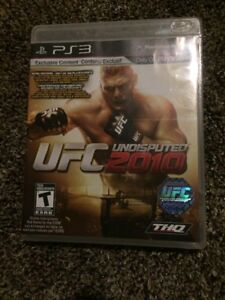PS3 game - mint condition
