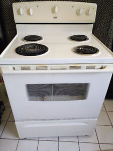 Perfectly  working  stove