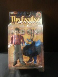 RINGO  ...  YELLOW  SUBMARINE  FIGURE