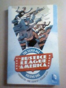 Justice League Silver Age Volume 1 graphic novel $10
