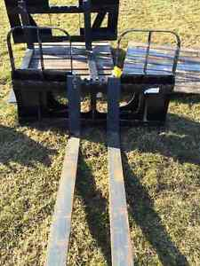 Pallet Forks and Bale Spears