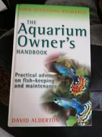 Aquarium Owners book