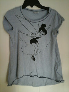 Gorgeous Disney Tinkerbell top size L 14 for girls