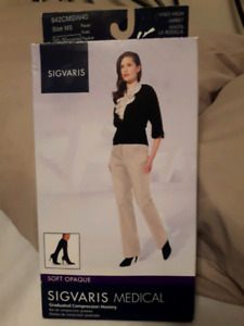 Sigvaris Knee-High Compression Stockings