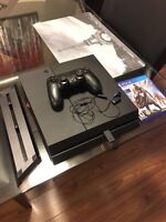 Selling my PS4