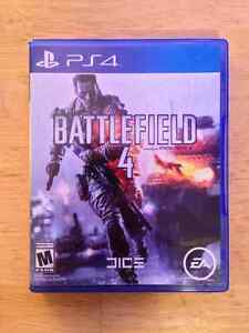 BattleField 4 PS4 Stratford Kitchener Area image 1