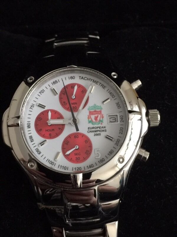 liverpool chions league limited edition s
