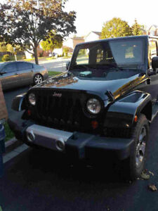 2010 Jeep Wrangler Unlimited SUV, Crossover