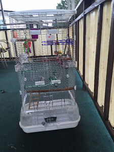 living world two Large bird cages in Brand new condition