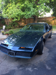 1982 Pontiac Firebird - Need Gone