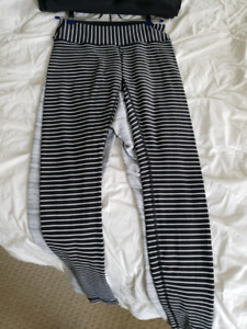 Lululemon parallel wup size 4