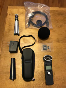 Zoom H1 Recorder with Accessories Pack
