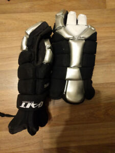 Gait Lacrosse Gloves (Adult L) - $20