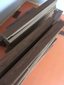 USED- 12 mm laminate flooring good condition