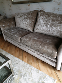 Dfs country living couch and chair