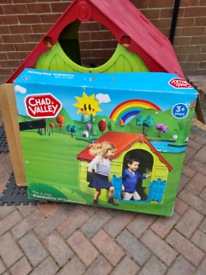 Wendy House chad valley foldable house